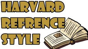 How To Use Harvard Referencing System On Word