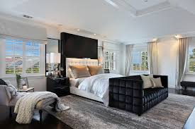 Bilder Schlafzimmer Innenarchitektur Bett Teppich Design