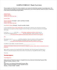 Boyfriend Thank You Letter Sample Delectable 48 Professional Thank You Letter Samples Sample Templates