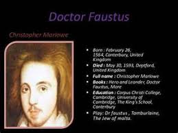 essay on dr faustus  essay on dr faustus