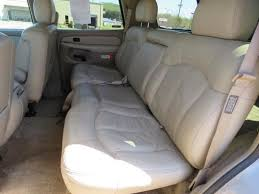 chevy tahoe leather seat covers used 2001 chevrolet tahoe ls for greenacres nissan of chevy