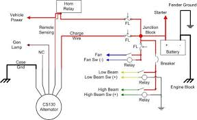 gm cs130 alternator wiring diagram • wiring diagrams cs 130 help team camaro tech