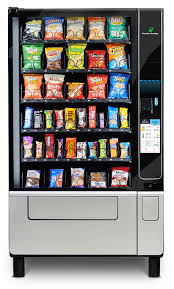 Vending Snack Machines Custom USI Evoke Snack Candy Vending Machine AVS