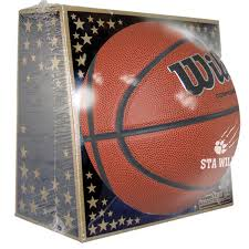 personalized wilson r composite leather basketball request a sample
