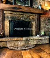 reclaimed wood fireplace mantel shelves s s fireplaces ideas images