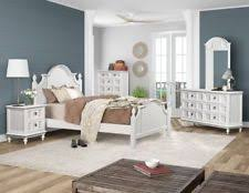 white bedroom furniture king. Beautiful Furniture Bedroom Furniture King Bed White Wood Shutter Wicker Rattan Key West Style Intended