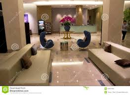 Luxury Modern Hotel Lobby Furniture Editorial Image Image