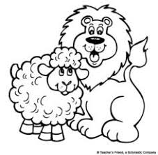 Small Picture Jesus Christ lamb and lion coloring pages Rubber Stamps