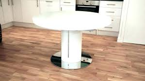 round expanding dining table white round extending dining table white round extending dining table oval white extending round dining table within white