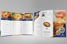 Trifold Brochure Indesign Template Tri Fold Templates For Indesign