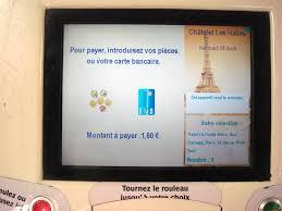 Metro Ticket Vending Machines Enchanting Paris Metro Ticket Machine Paris By Train This Is A Stepbystep
