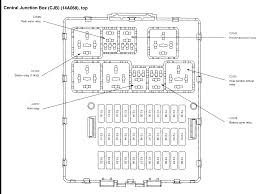 fuse box in ford focus 2005 fuse wiring diagrams online