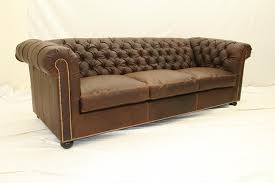 leather office couch. luxury home and office furniture leather tufted sofa couch e