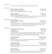 Download Professional Resumes Medical Resume Template Download Medical Doctor Resume Template