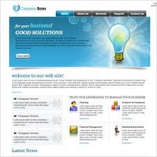 Css Website Templates Adorable Clean Style Template Free Website Templates In Css Js Format