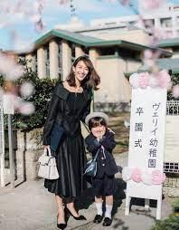 卒 園 式 ママ おしゃれ