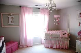 Pink Curtains For Bedroom Curtains For A Girls Bedroom