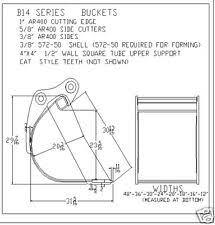 Excavator Bucket Pin Size Chart Mining Equipment Tractor Excavator Bucket Pin Dimensions