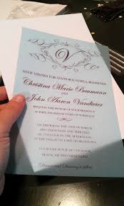 Make Your Invitation How To Make Your Own Diy Wedding Invitations For Under 50