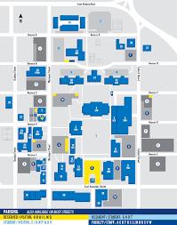 Maps & Directions Texas Wesleyan University