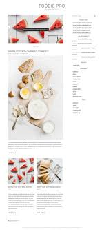replacing widgetized front page in foodie pro a grid loop foodie pro front page