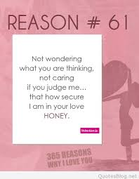 Reasons Why I Love You Quotes Mesmerizing Why I Love You Quotes Pictures And Cards