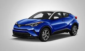 2018 toyota blue. wonderful blue 2018 toyota chr in blue eclipse with toyota blue o
