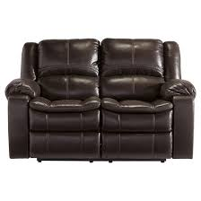 Long Knight Reclining Loveseat Ashley Furniture Tar