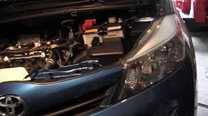 2014 Toyota Yaris Automatic Transmission Fluid Change - YouTube