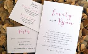 Casual Wedding Invitation Wording Vertabox Com