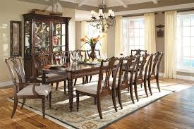 dining table that seats 10: formal dining room tables seats  seat dining table and chairs