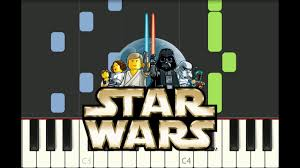 From a youtube video, click the bookmark to find it's sheet music. Easy Piano Tutorial Star Wars Main Theme John Williams With Free Sheet Music Pdf Youtube