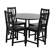old charm dining chairs second hand. 31 off ikea glass and wood table chairs tables. 2nd hand dining old charm second