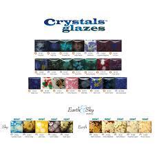 Duncan Crystal Glaze Cr 901 Waterfall 4 Fluid Oz