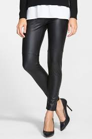 lyssefaux leather leggings