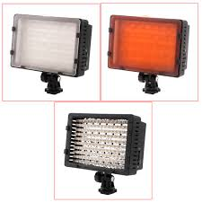 neewer cn 160 led light