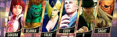all street fighter 5 season 3 characters revealed sakura blanka