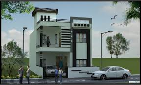 duplex plan ground floor and first floor with elevation cad files dwg files plans and details