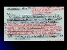 gattaca essay writing power point 32