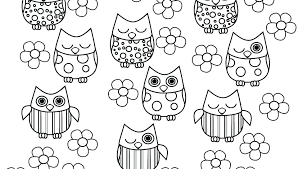 owl coloring pages free printable. Interesting Pages Cute Owl Coloring Pages Free Printable Cartoon   Throughout Owl Coloring Pages Free Printable G