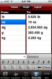 Shopping List Price Calculator Food App Of The Week Recipe Cost Calculator Toque
