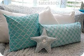 stenciled pillows tutorial new martha stewart decorative paint line