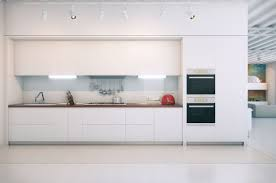 Recessed Kitchen Cabinets Design Elegant White Kitchens With Wooden Countertops Recessed