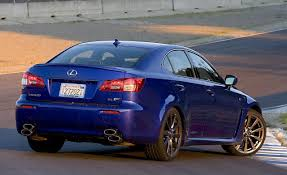 Lexus IS-F 2009: Review, Amazing Pictures and Images – Look at the car