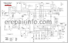 bobcat t 770 wiring schematic wiring diagram data bobcat 323 service repair manual compact excavator 6986958 2 08 bobcat t 770 wiring schematic