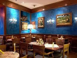 Restaurant Decoration Final With Italian Decor