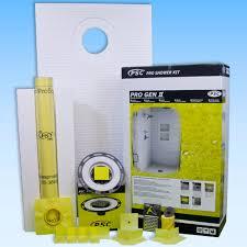 psc pro gen ii 32x60 offset waterproofing shower kit similar to kerdi by pro source
