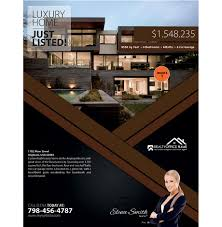 real estate flyer samples real estate agent flyer samples real estate flyers rsd fl 104