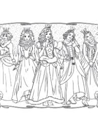 Prinsessia Kleurplaten Topkleurplaatnl