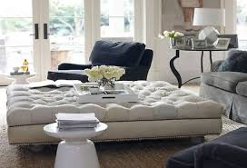 25 large and oversized ottomans to make